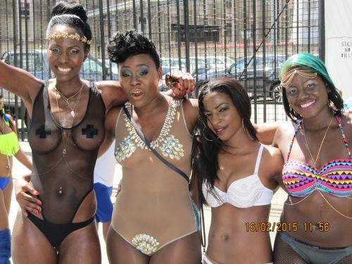 Carnival Trinida/Tobago